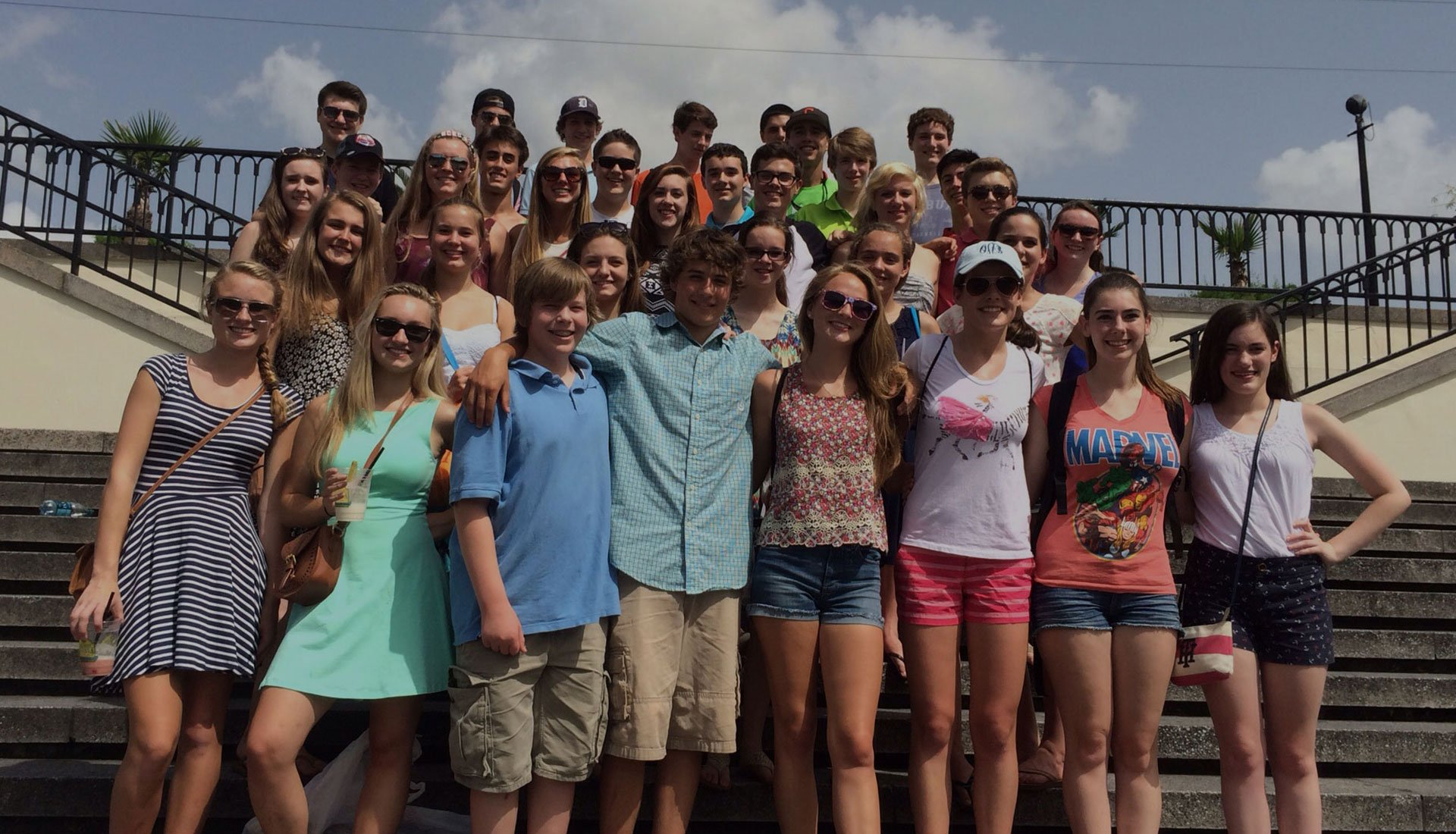 Youth Groups & Mission Trip
